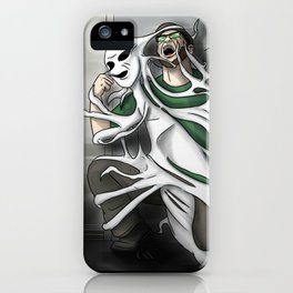 GUA Comic Book 1 iPhone Case
