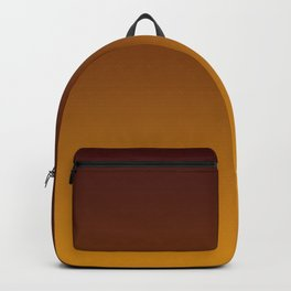 Autumn Color Gradient Backpack