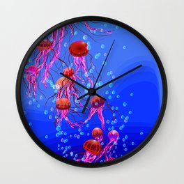 Jelly Dream 1 Wall Clock
