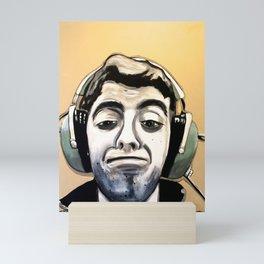 Zach Mini Art Print