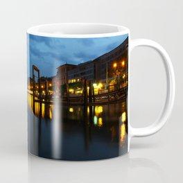 Lugano by night Coffee Mug