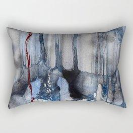 Piangendo Rectangular Pillow