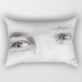 Niall Horan's Eyes Rectangular Pillow