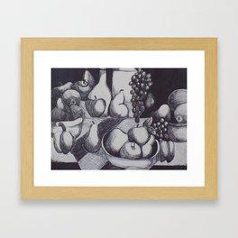 FV Framed Art Print