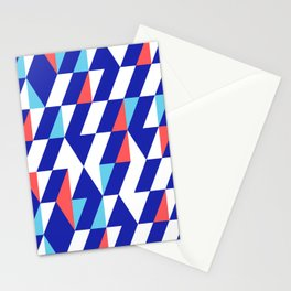Triangles & Mambo Stationery Cards