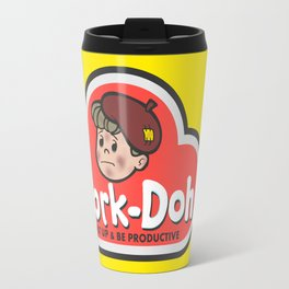 Work-Doh Travel Mug