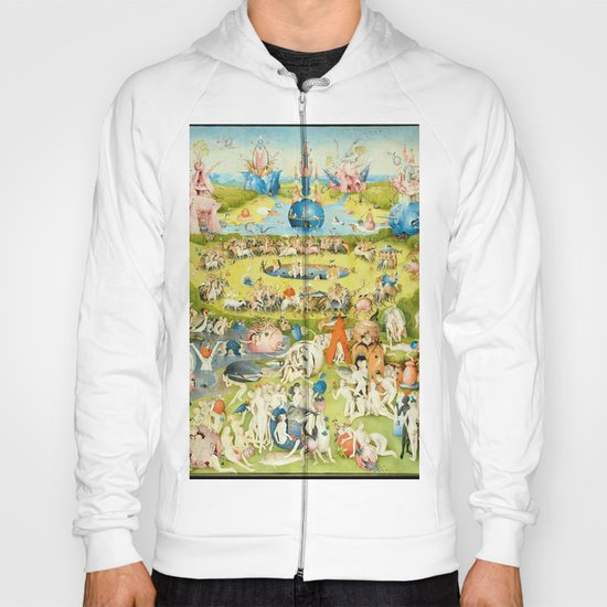 The Garden of Earthly Delights by Bosch Hoody by purelove ...Bosch Garden Of Earthly Delights Outside
