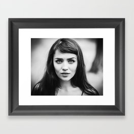 Ylia Framed Art Print