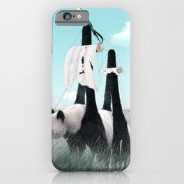 Endanger - Julien Tabet - Photoshop Artwork iPhone Case