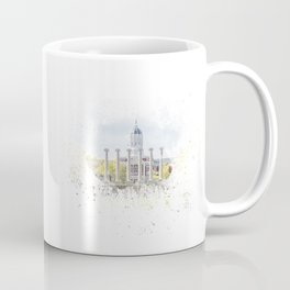Mizzou Columns Splash Coffee Mug