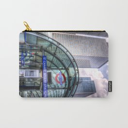 London Tube Station Carry-All Pouch