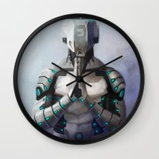 Angelus 5 Wall Clock