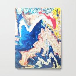 Candy - O Metal Print