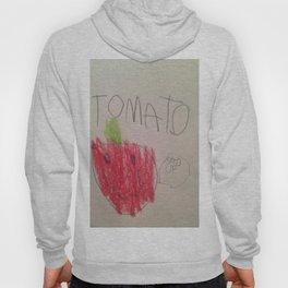 Tomato Speaks Hoody