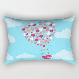 Hot Balloon Rectangular Pillow