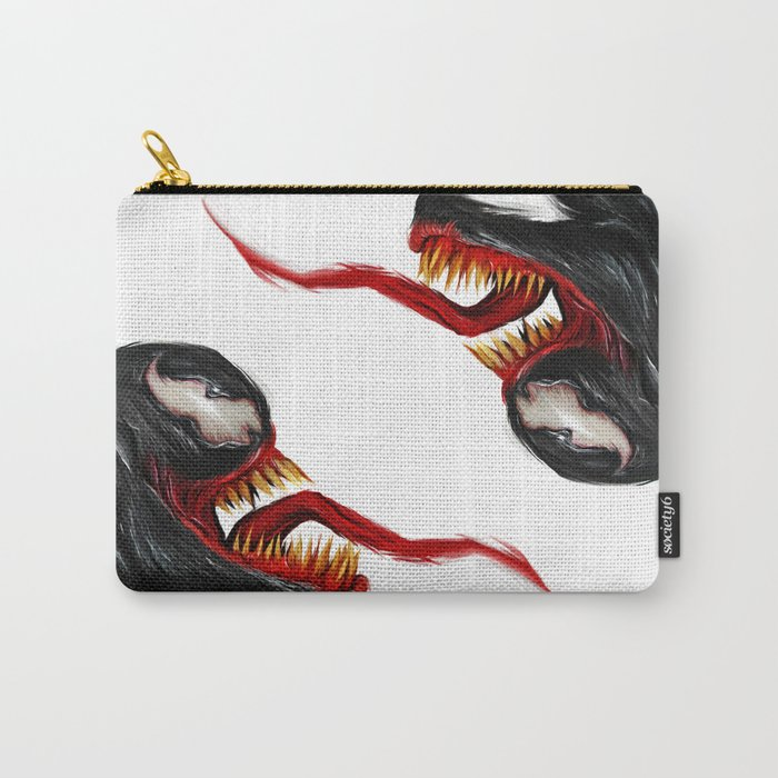 EXTRATERRESTRIAL Carry-All Pouch