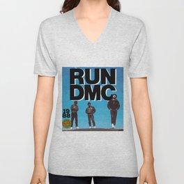 RUN-DMC-1988 Unisex V-Neck