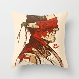 Freedom from Oppression  Throw Pillow