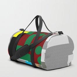 Pieces of fabrics Duffle Bag