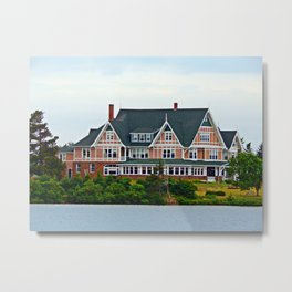 Dalvay by the Sea Metal Print