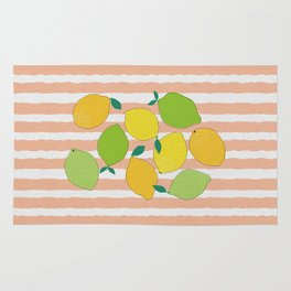 Citrus Crowd Rug