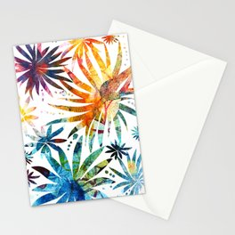 Sea Anemones Stationery Cards