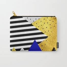 fall abstraction #3 Carry-All Pouch