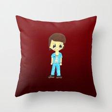 MiniDani Throw Pillow
