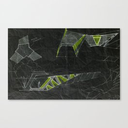 Concept art ez3 Canvas Print