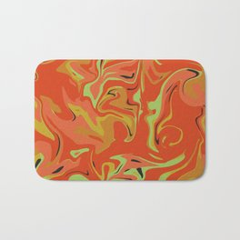 Papaya Juice Bath Mat