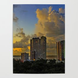 Good Moring Miami Poster