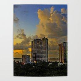 Good Moring Miami Poster