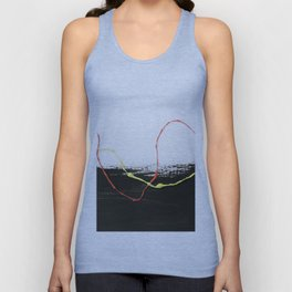 Abstract 62 Unisex Tank Top