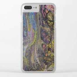 Fairy Roots in Ostrow Woods Clear iPhone Case