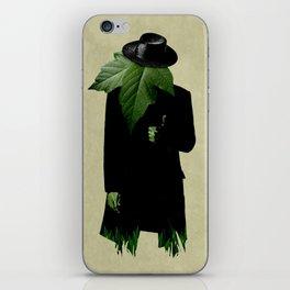 Mr.Green Thumb iPhone Skin