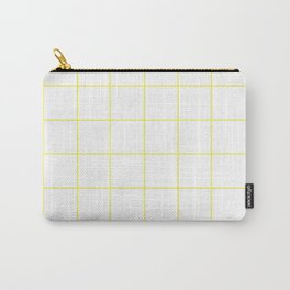 WINDOWPANE ((sunshine yellow)) Carry-All Pouch