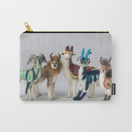 Fantastic Felted Beasts Carry-All Pouch