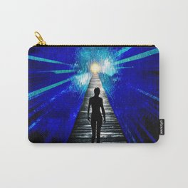 Comfortable With Uncertainty Carry-All Pouch