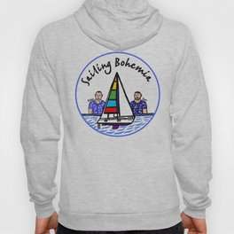 Beard Boy: Sailing Bohemia Hoody