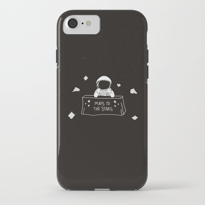 Selling Maps to the Stars iPhone Case