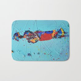 Rooted 1 by Nadia J Art Bath Mat