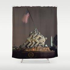 A Few Good Men Shower Curtain