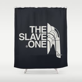 The Slave One Shower Curtain