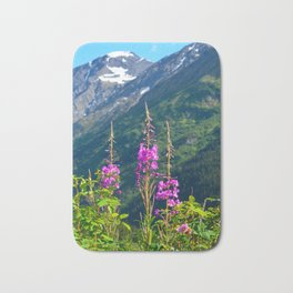 Fireweed ~ Mid-Summer Bath Mat