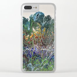 Tributary Clear iPhone Case