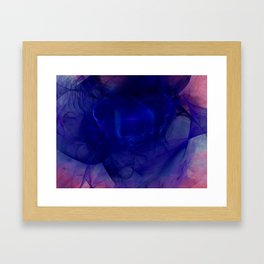 False Evil Framed Art Print