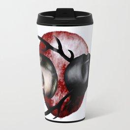 Hannibal the Wendigo Travel Mug