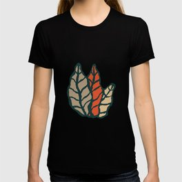 Nature leaves 004 T-shirt