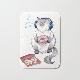 Fat Kitty Bath Mat