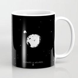 PHOBOS & DEIMOS Coffee Mug